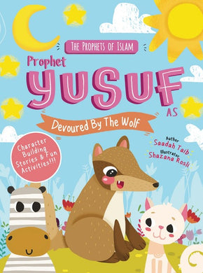 Prophet Yusuf & The Wolf Activity Book