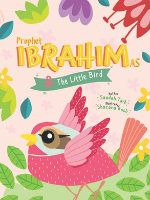 Prophet Ibrahim & The Little Bird Activity Book - Anafiya Gifts