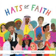 Load image into Gallery viewer, Hats of Faith - Anafiya Gifts