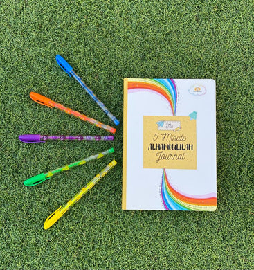 The 5 Minute Alhamdulilah Journal