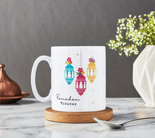 Load image into Gallery viewer, Ramadan Mubarak Mug - Anafiya Gifts