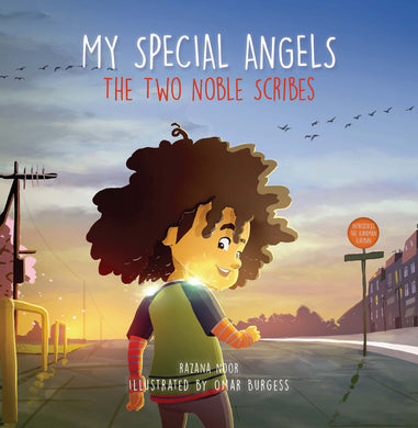 My Special Angels: The Two Noble Scribes - Anafiya Gifts