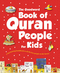 The Book of Quran People for Kids - Anafiya Gifts
