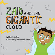 Load image into Gallery viewer, Zaid and the Gigantic Cloud - Anafiya Gifts