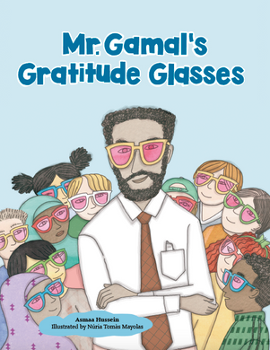 Mr Gamal's Gratitude Glasses - Anafiya Gifts