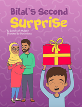 Load image into Gallery viewer, Bilal's Second Surprise - Anafiya Gifts