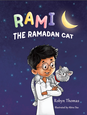 Rami The Ramadan Cat - Anafiya Gifts