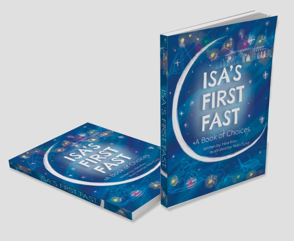Isa's First Fast - A Book of Choices - Anafiya Gifts