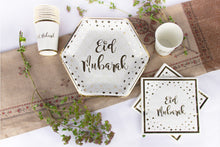 Load image into Gallery viewer, Eid Mubarak Cups - White and Gold - Anafiya Gifts