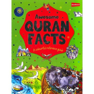 Awesome Quran Facts - Anafiya Gifts