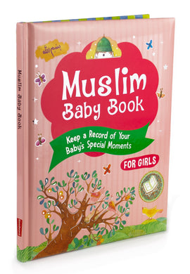 Muslim Baby Book - Girls