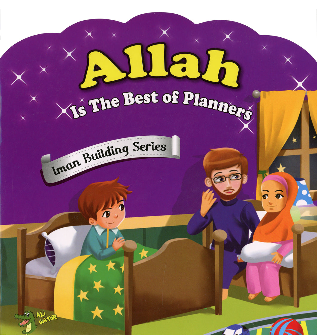 Allah is the Best of Planners