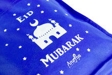 Load image into Gallery viewer, Kids Eid Mubarak Bag - Blue - Anafiya Gifts