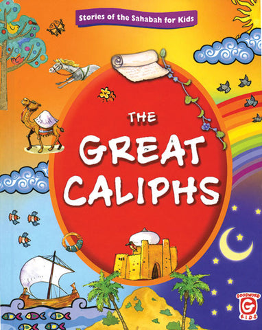 The Great Caliphs - Anafiya Gifts