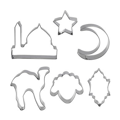 Eid Cookie Cutter Set