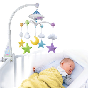 Moon and Star Quran Cot Mobile