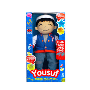 Talking Muslim Yousuf Doll