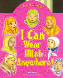I Can Wear Hijab Anywhere! - Anafiya Gifts