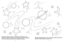 Load image into Gallery viewer, The First Man on the Earth Colouring Book - Anafiya Gifts
