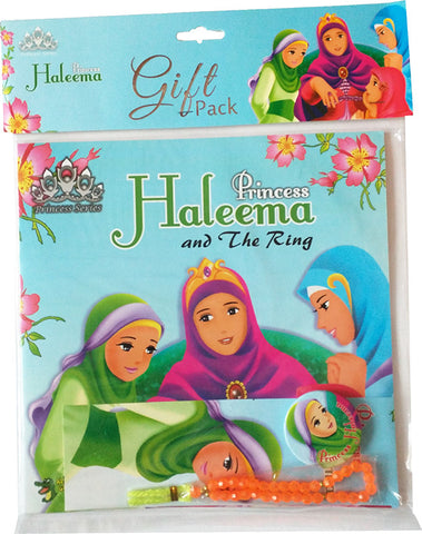 Princess Haleema And The Ring - Anafiya Gifts