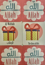 Load image into Gallery viewer, Names of Allah 2 - A Memory Matching Game - Anafiya Gifts