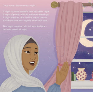 The Most Powerful Night - A Ramadan Story - Anafiya Gifts