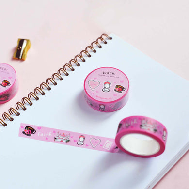 Washi Tape - Girlie Pink Theme