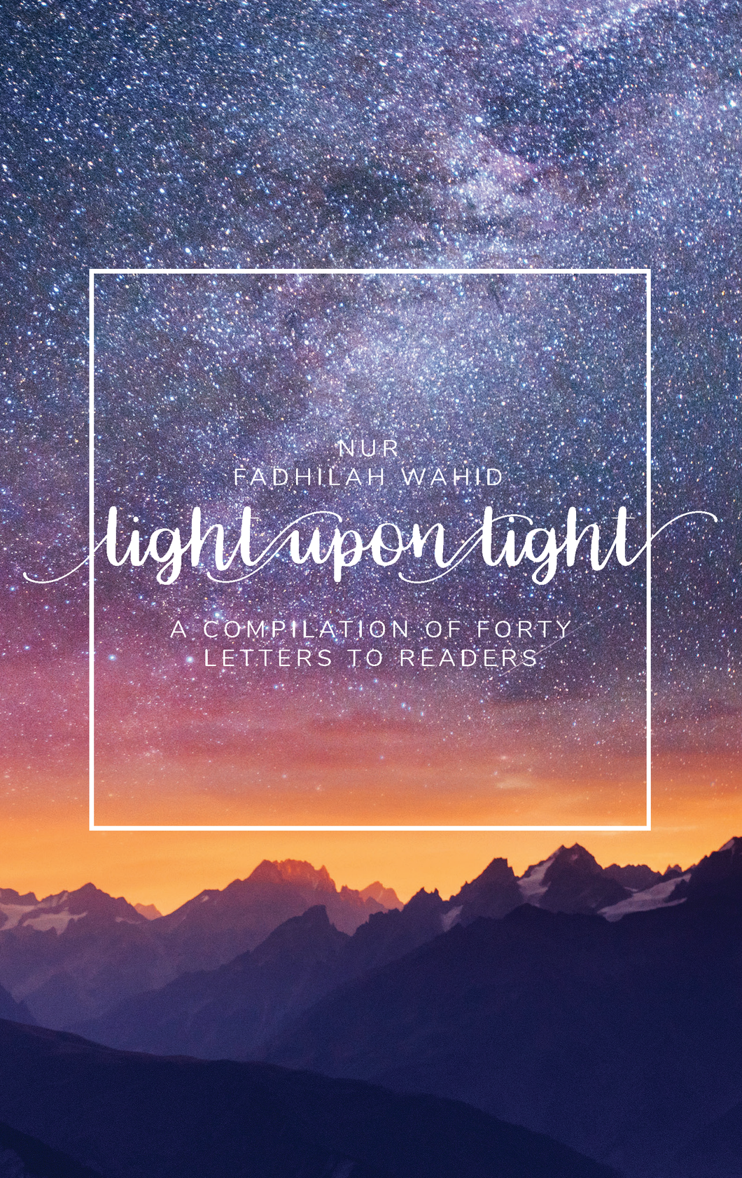 Light Upon Light Book - Anafiya Gifts