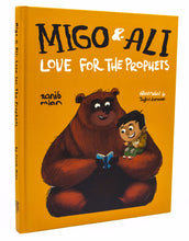 Load image into Gallery viewer, Migo and Ali: Love for the Prophets - Anafiya Gifts