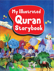 My Illustrated Quran Storybook - Anafiya Gifts