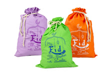Load image into Gallery viewer, My Eid Goodies Gift Sack - Green