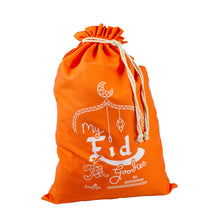 Load image into Gallery viewer, My Eid Goodies Gift Sack - Orange