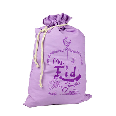 My Eid Goodies Gift Sack - Purple