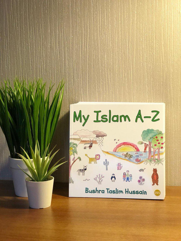 My Islam A-Z book - Anafiya Gifts