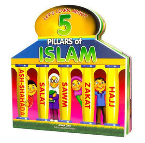 5 Pillars of Islam Board Book