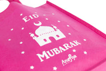Load image into Gallery viewer, Kids Eid Mubarak Bag - Pink - Anafiya Gifts