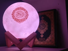 Load image into Gallery viewer, Quran Moon Lamp - Original - Anafiya Gifts