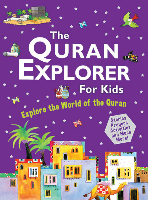 The Quran Explorer For Kids - Anafiya Gifts