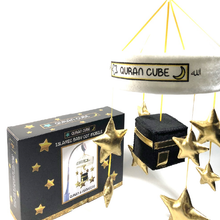 Load image into Gallery viewer, Quran Cube Cot Mobile (2020) - Anafiya Gifts