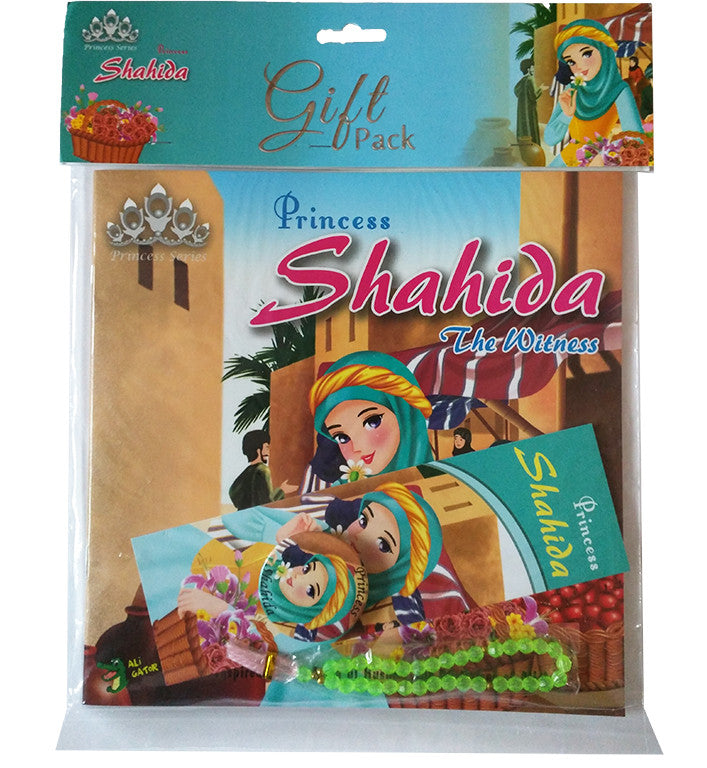 Princess Shahida The Witness - Anafiya Gifts
