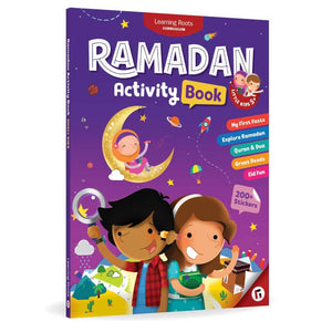 Ramadan Activity Book 2019 - Age 5+ - Anafiya Gifts