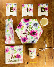 Load image into Gallery viewer, Eid Floral Napkins - Springtime Wonder