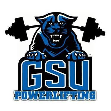 Georgia state university barbell powerlifting