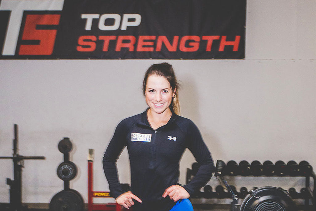 Madison Senior Topstrength