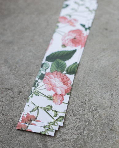 floral belly band