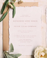 invitation card - the poet