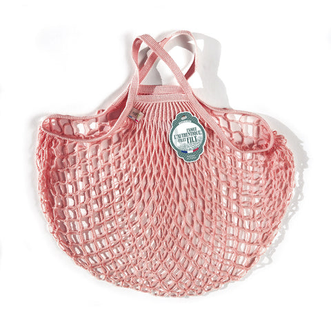 Filt French Net Market Bag - Rose