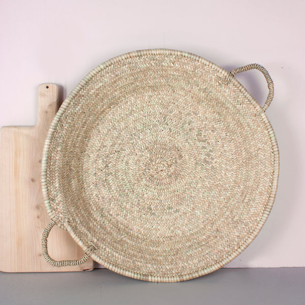 Moroccan Woven Plate