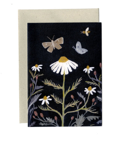 Chamomile and Sorrel Card