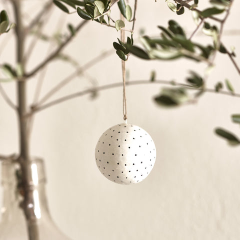 Atelier Sukha Bauble - Christmas Joe